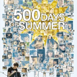 500 Days Theatrical Poster Contest Entry 1