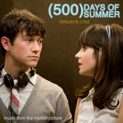 (500) Days of Summer movies in France