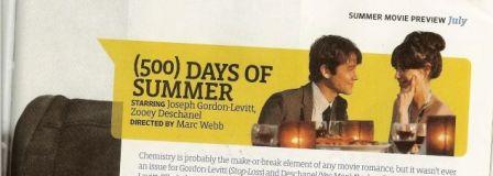 500 days of summer interview