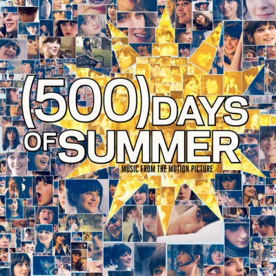 500 Days of Summer Soundtrack Artwork
