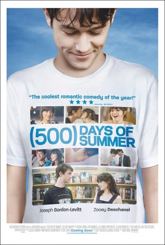 500 Days of Summer Poster for the UK