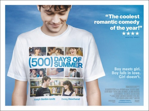 UK Promo for 500 Days of Summer
