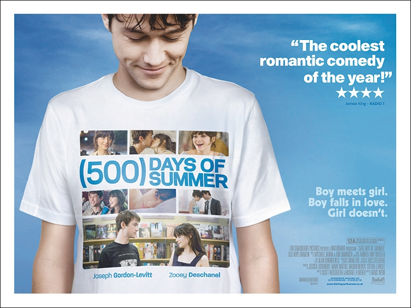 Post Thumbnail of 500 Days of Summer (2009)